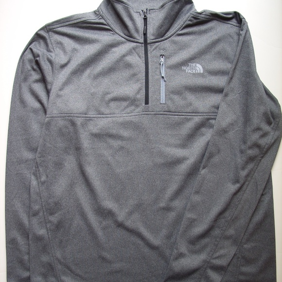 aee7930e4 NEW Men's The North Face 100 Cinder Quarter Zip NWT
